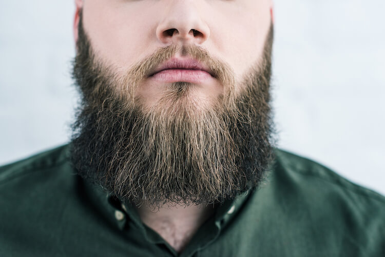 How to Fix Waves and Curls in Beard